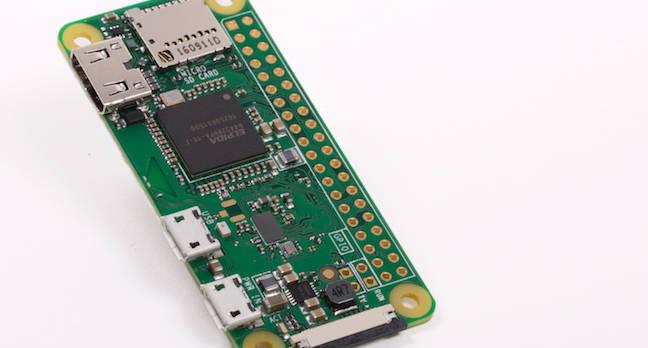 The new $10 Raspberry Pi Zero W