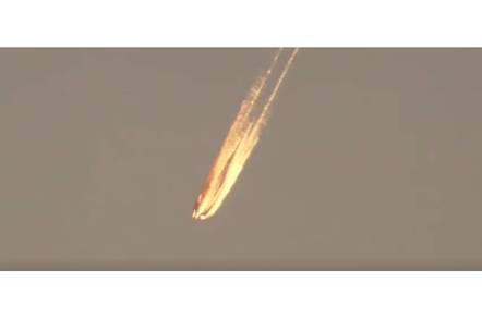Tasmanian fireball