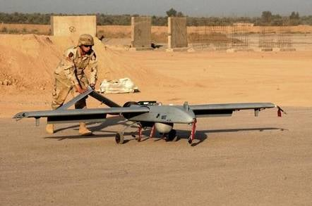US Military Drone Goes AWOL Ends Up Crashing Into Tree 623 Miles