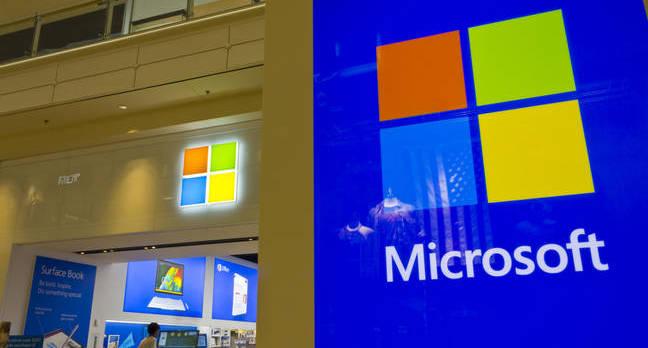 Las Vegas - Circa July 2016: Microsoft Retail Technology Store Mall Location III Editorial credit: Jonathan Weiss / Shutterstock.com