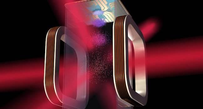 NASA Cold Atom Lab concept image