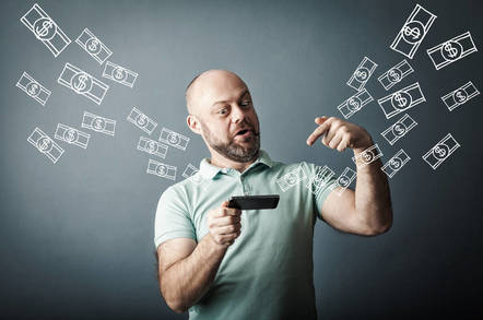 Virtual money enters man's online wallet