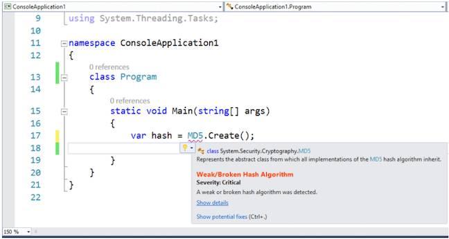 Microsoft's DevSkim