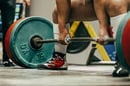 Weight lifter photo2 via Shutterstock
