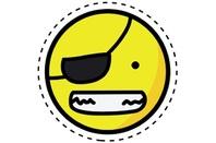 Eyepatch emoji