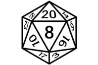 20-sided dice