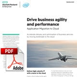 Drive business agility and performance