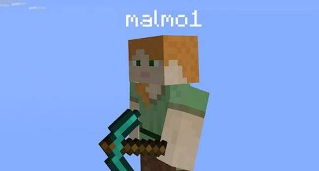 Microsoft's Minecraft Malmo