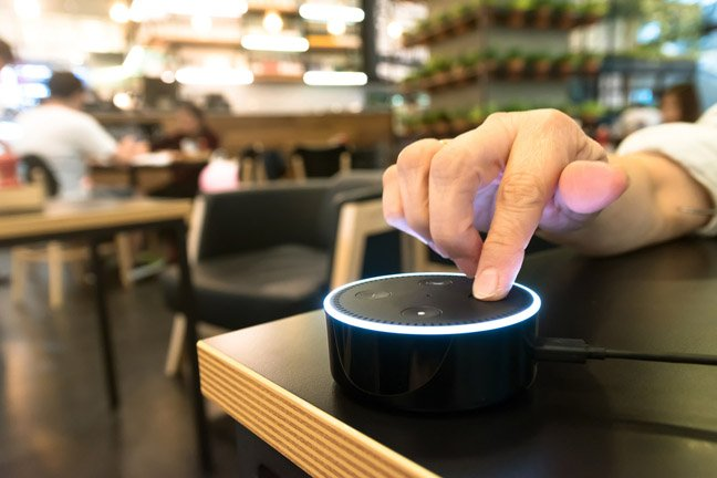 Is it possible to control Amazon Alexa, Google Now using inaudible commands? Absolutely
