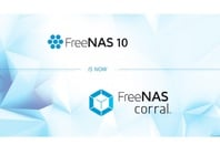 FreeNAS Corral - the FreeNAS formerly known as FreeNAS 10