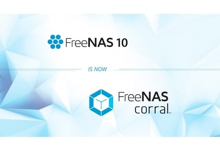 FreeNAS sheds storage skin, tries on sexier hyperconverged