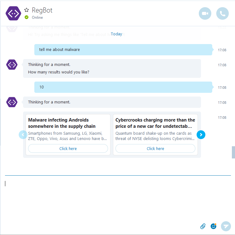 Hell Freezes Over We Wrote An El Reg Chatbot Using Microsofts Ai