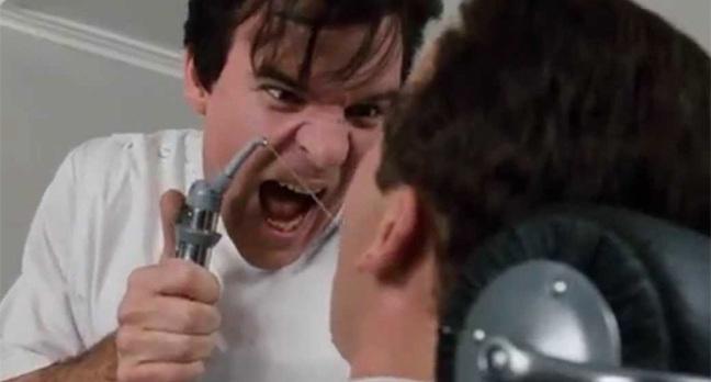 Steve Martin dentist Little Shop of Horrors