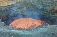 Marum Crater, Vanuatu, as depicted on Google Maps' Street View