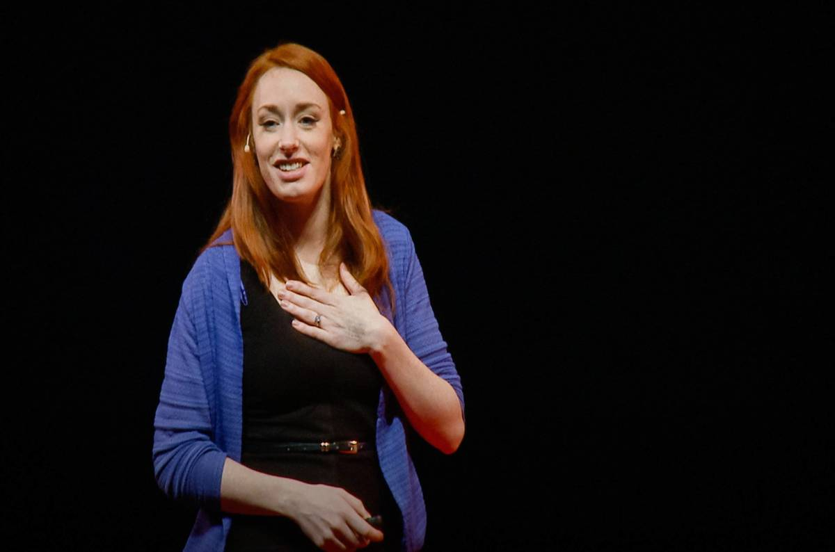photo image Dr Hannah Fry: We need to be wary of algorithms behind closed doors
