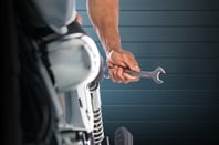 Mechanic photo via Shutterstock