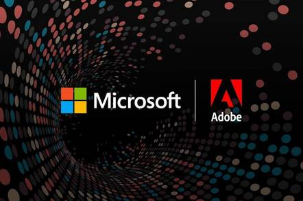 Adobe and Microsoft have announced new joint projects