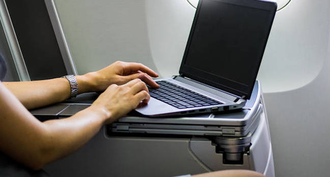 Image result for laptop ban