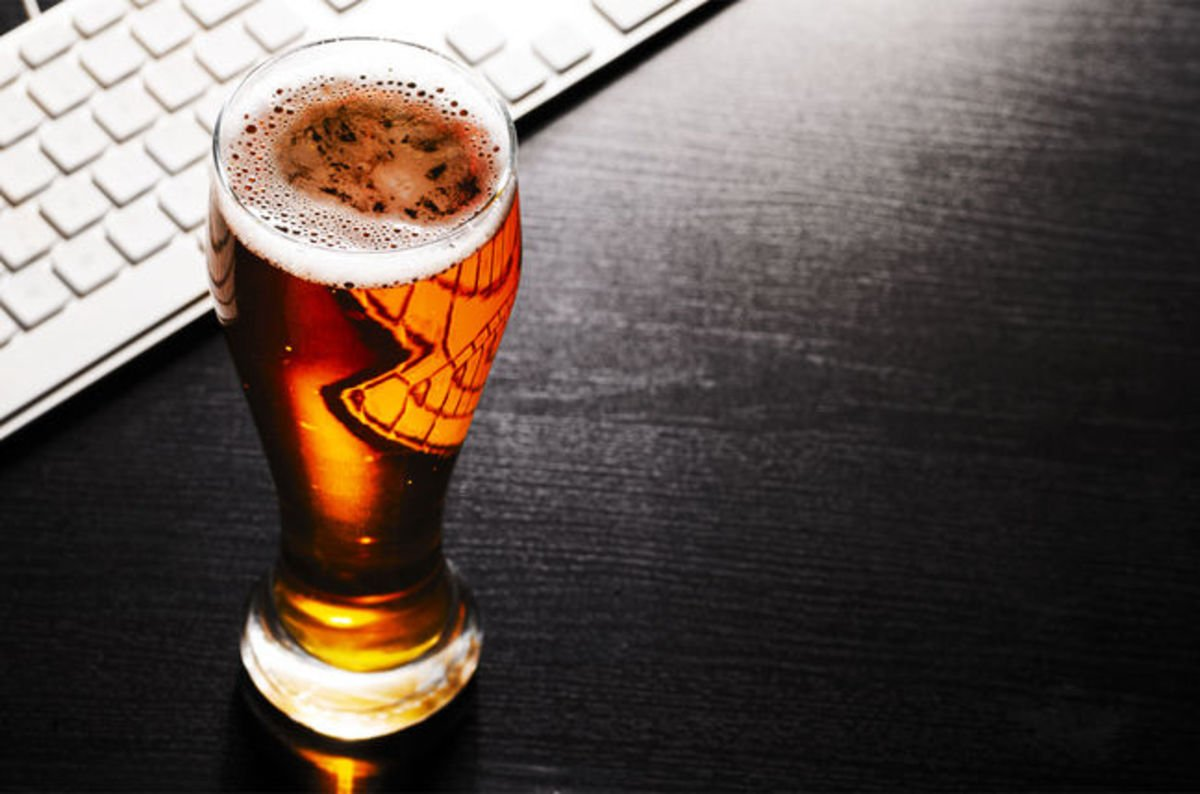 Good news, everyone! Two pints a day keep heart problems at bay