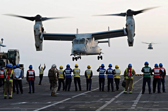 uk gov confirms it won t be buying v 22 ospreys for new aircraft rh theregister co uk