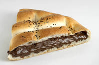 Pita stuffed with Nutella. Photo by Shutterstock