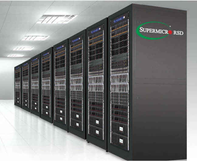 Supermicro rack-wrangles a fix for a few data centre PITAs