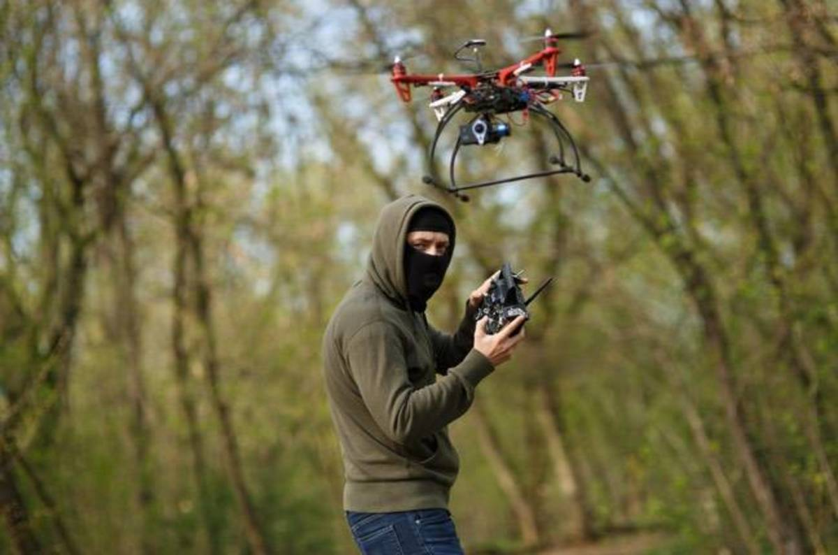 photo image New Jersey lawmakers propose ban on folks drunk droning