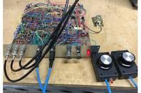 Oscilloscope Pong