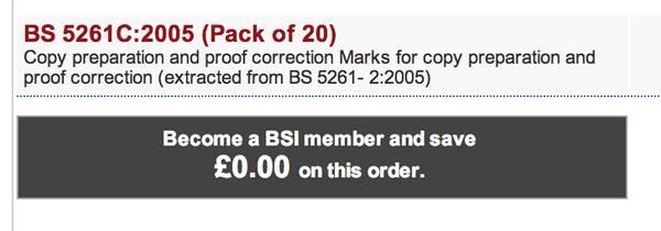 BSI discount