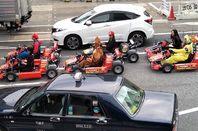 Maricar.com Mario Kart tour of Tokyo
