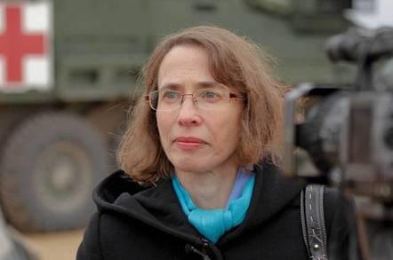 Judith Garber