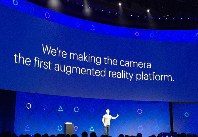 Facebook's new camera could make you question reality
