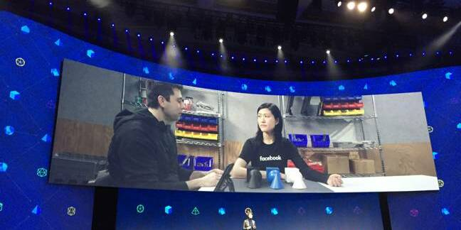 Facebook F8, Day Two