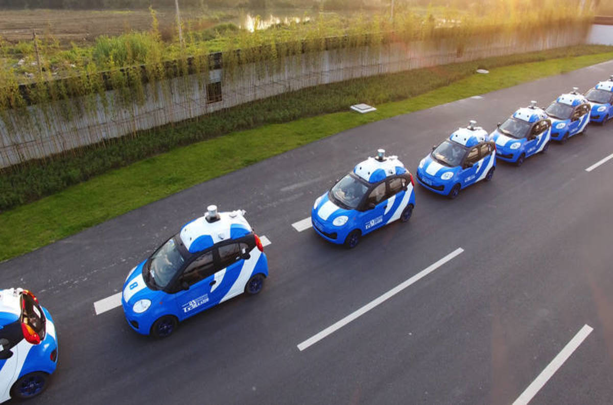 photo image Q. Why is Baidu sharing its secret self-driving sauce? A. To help China corner the market