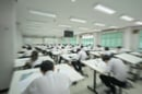 Exam photo via Shutterstock