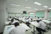 Exam photo via Shutterstock