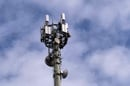 NBN fixed wireless tower near Ballarat