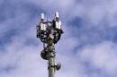 NBN fixed wireless tower near Ballarat
