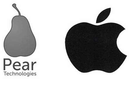 iPhone lawyers literally compare Apples with Pears in trademark war