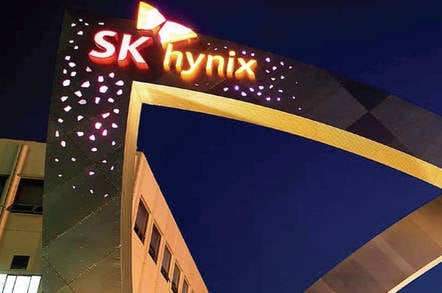 For the won: Korean DRAMmer llamas SK Hynix earning buckets