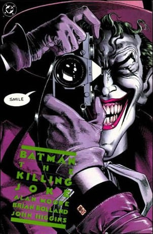 Batman Killing Joke cover