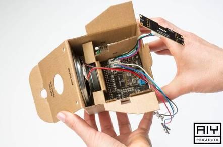 Google Voice Kit project