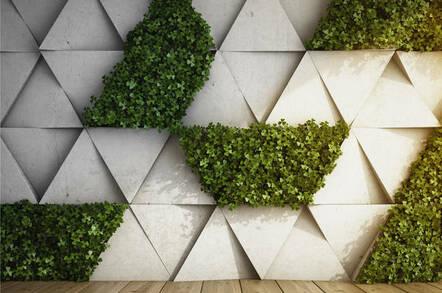 garden wall pic by shutterstock - Garden Wall