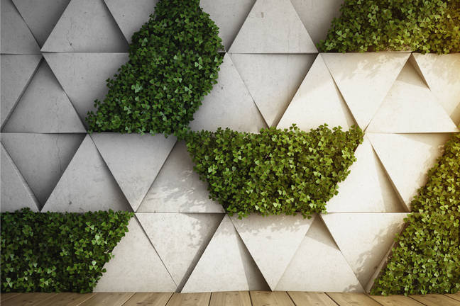 Garden Wall. Pic By Shutterstock