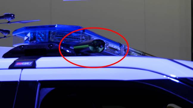 Security Cameras For Cars: Never Mind Custody Decisions, Let's AI Up Our Police Cars