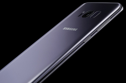 Samsung Galaxy S8+: Seriously  What were they thinking