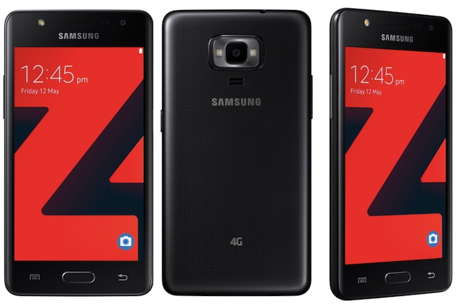 Tizen-powered Samsung Z4 launched in India at Rs 5790