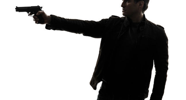 Shooter, photo via Shutterstock