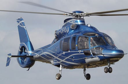 G-CFOJ Eurocopter EC155 Helicopter Starspeed Ltd. Pic CC SA 2.0 by James (https://www.flickr.com/photos/95512093@N05/)