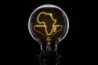 Africa light bulb